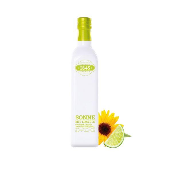 1845 - Sonne mit Limette, 500 ml Flasche